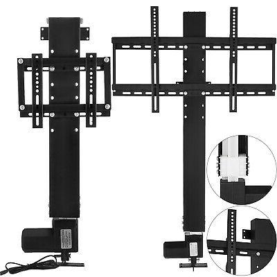 motorized tv lift mount bracket for 26