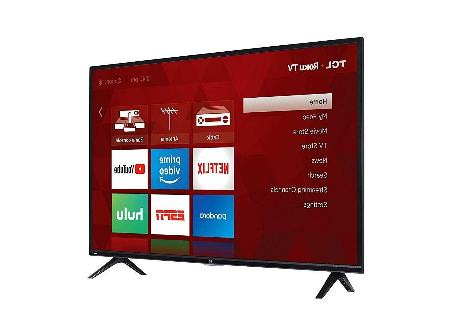 **FREE DAY SHIPPING** 40 Inch 1080p TCL Smart LED -