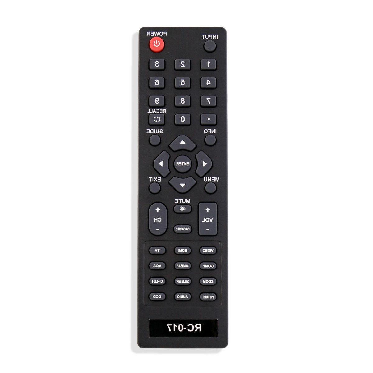 New Remote Dynex DX-32L100A13 DX-55L150A1Z DX-46L262A12