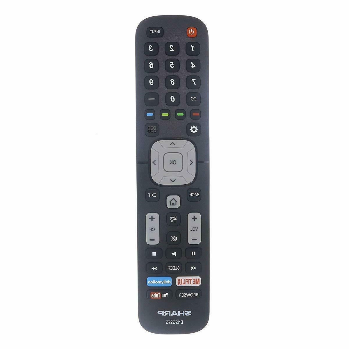new en2g27s v1 lcd hd tv remote