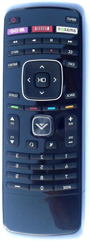 NEW Vizio Universal Remote XRV4TV for ALL Vizio Brand Smart