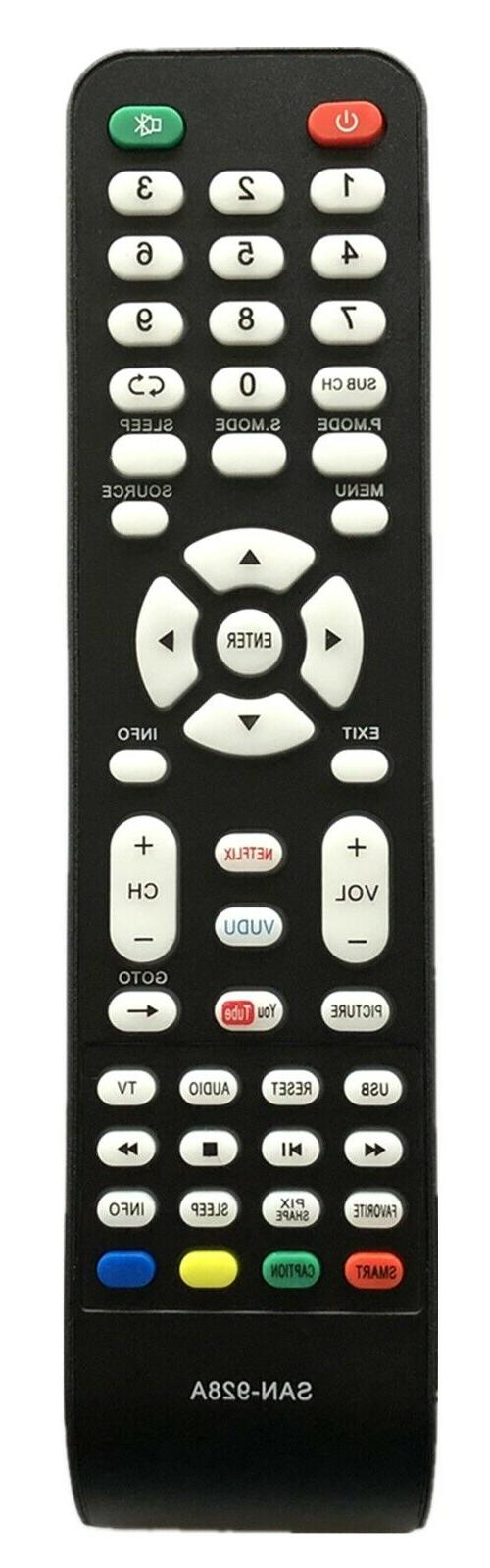 new remote san 928 for sanyo led