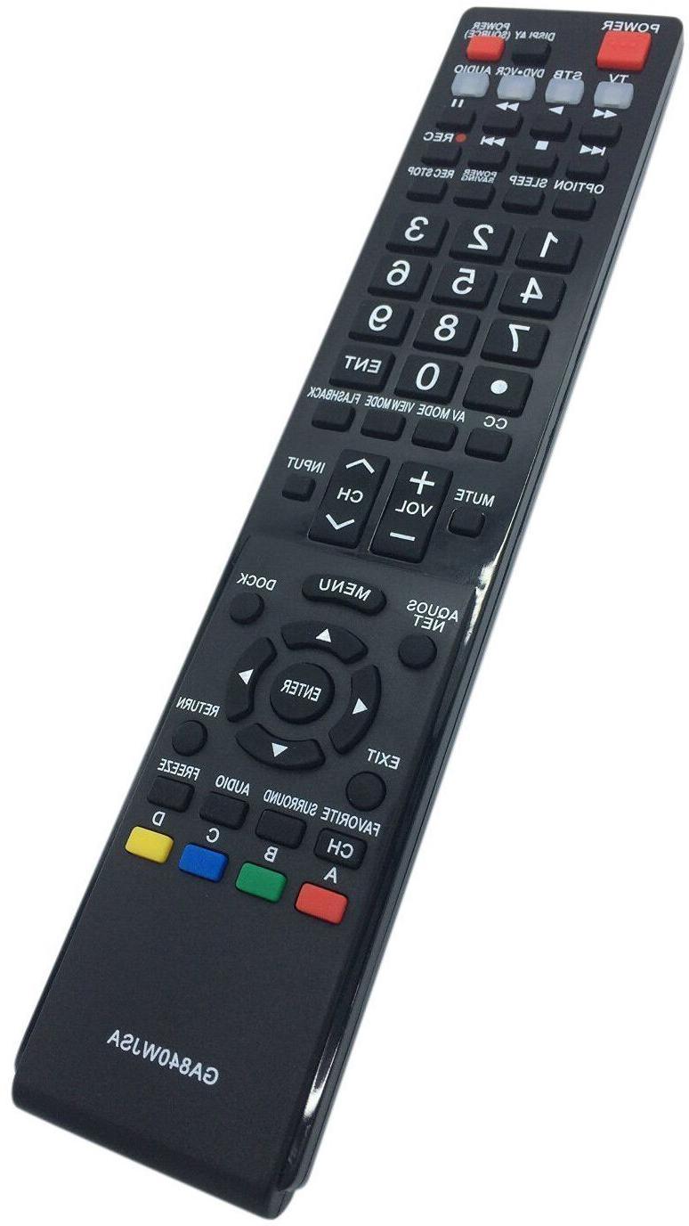 New Replaced Sharp GA840WJSA Remote Control Fit for Sharp Aq