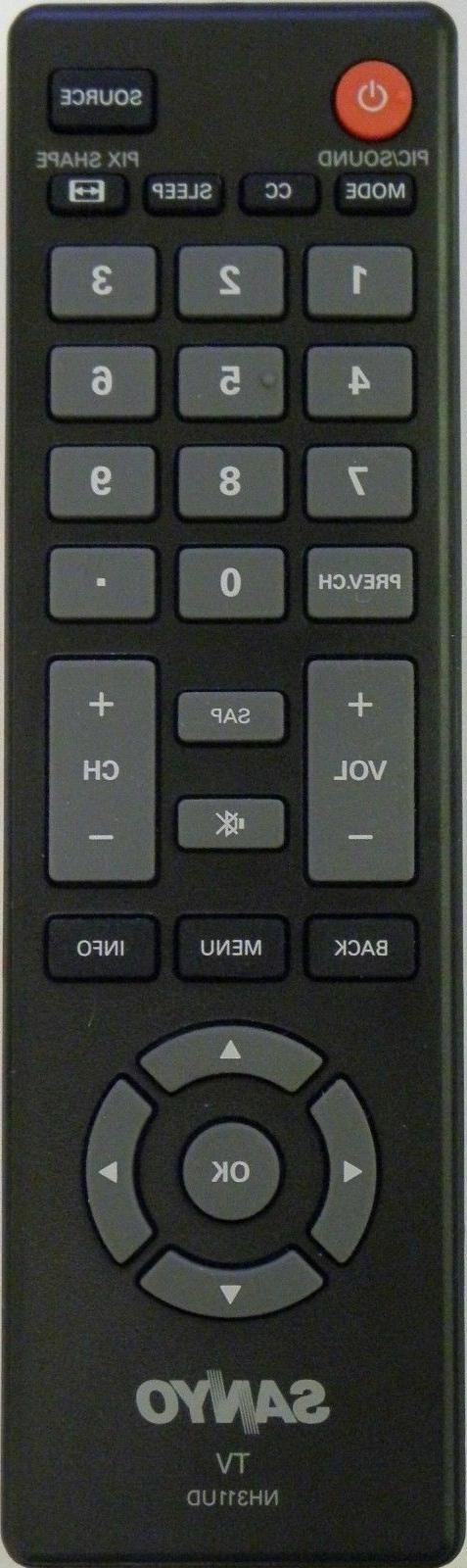 nh311ud genuine tv remote control for lcd