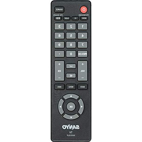 Sanyo NH312UP TV Remote Control