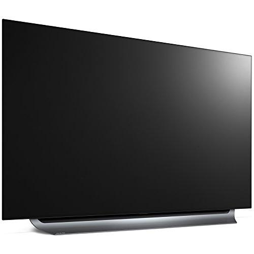 LG OLED55C8PUA C8 OLED 4K AI Smart Model 2x Cable, Screen Cleaner TVs, 6-Outlet Surge & 100 PLUS Gift Card