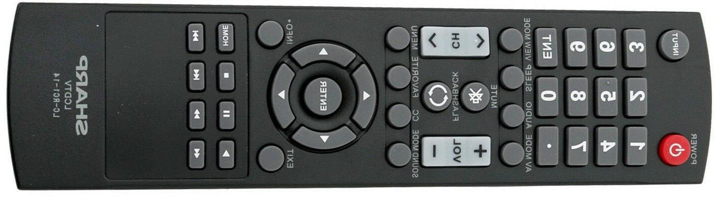 Original LC-RC1-14 Control LED TVs