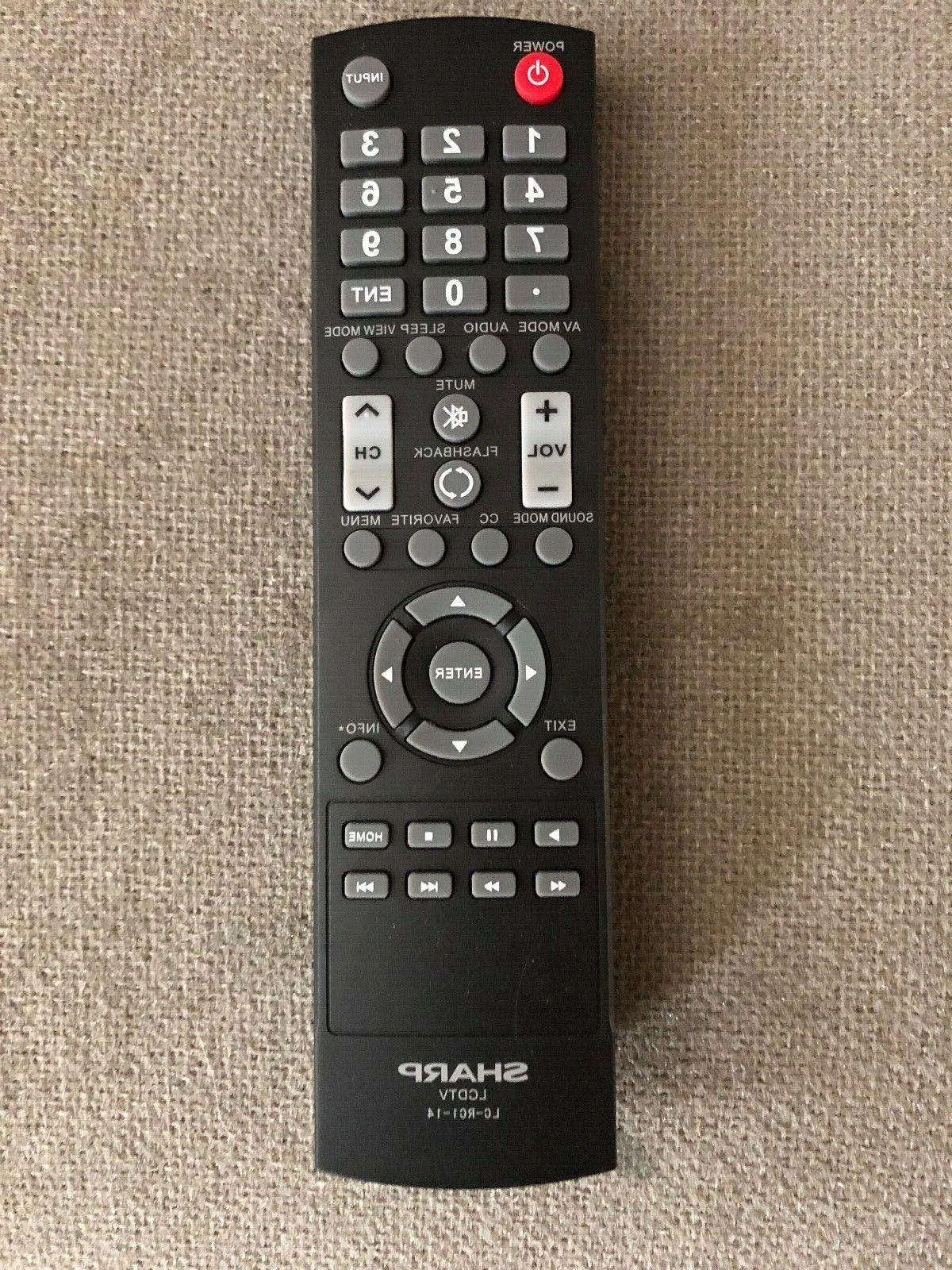 original lcdtv remote control lc rc1 14