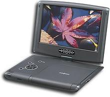 "Insignia 10.2"" 10.2 Inch Portable DVD Player Ns-pdvd10"