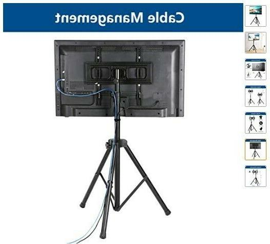 Portable TV Tripod Stand for