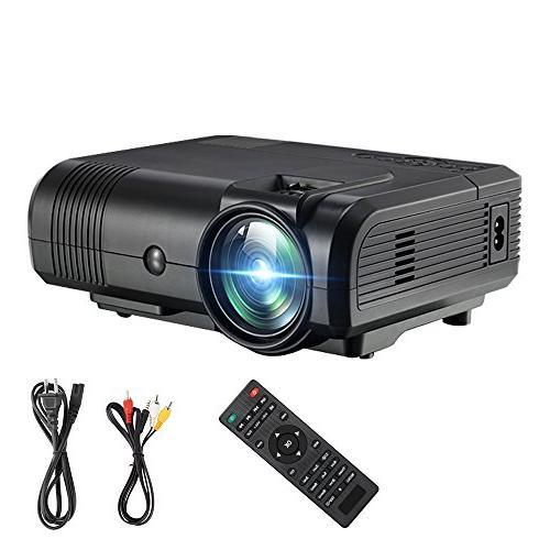 projector mini movie home