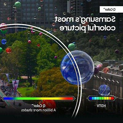 Samsung QLED Series TV 2018 55-Inch