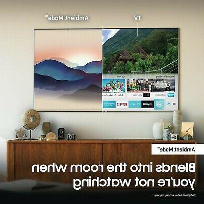 "Samsung QN55Q8FN 55"" QLED 4K 8 Series Smart 2018 55-Inch"