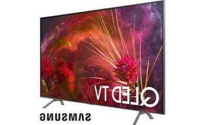 Samsung QLED Series TV With