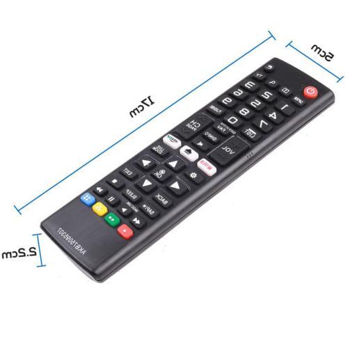 Remote AKB75095307 -LG 32LJ550B 55UJ6050
