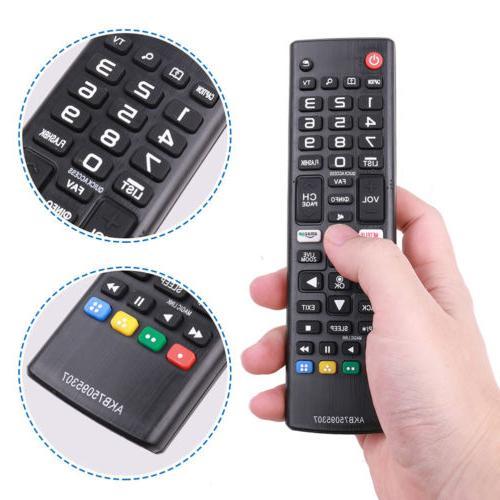 Remote AKB75095307 Replacement -LG 32LJ550B