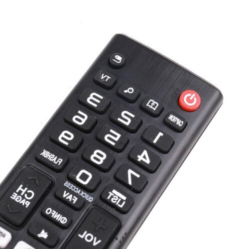 Remote AKB75095307 Replacement -LG TV 32LJ550B 55UJ6050