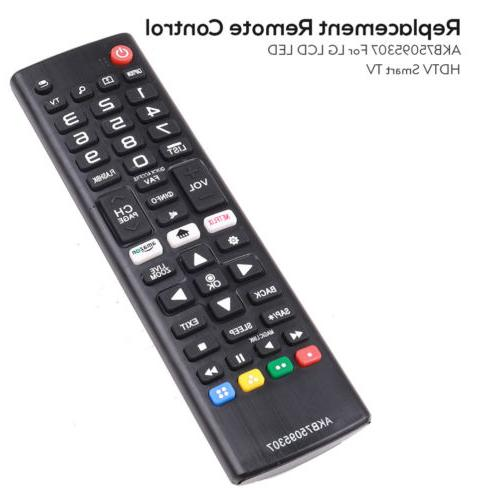 remote control akb75095307 replacement lg led lcd