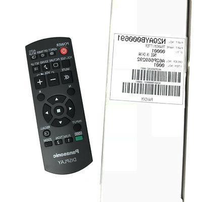 Panasonic Many Pro Plasma LCD TV 2011-2014