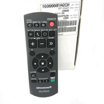 remote control for many pro plasma lcd