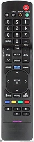 replaced remote akb72915239