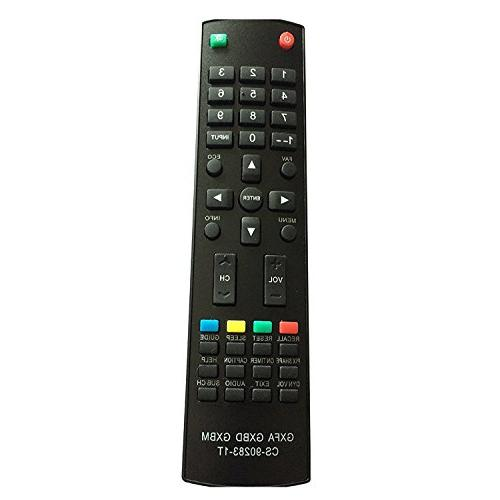 replaced sanyo remote can suit