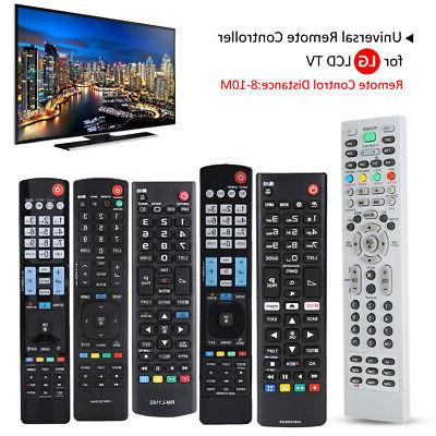 Replacement TV Remote LCD LED Smart