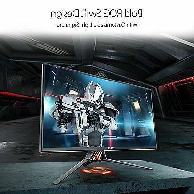 """ASUS ROG SWIFT 24.5"""" 240 LCD Monitor"""