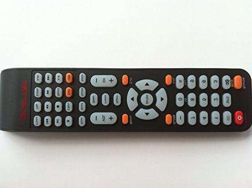 sceptre dvd combo tv remote