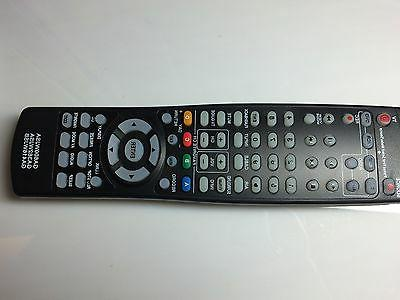 Sharp RRMCGA362WJSA LCD Replace remote sub GA724WJS