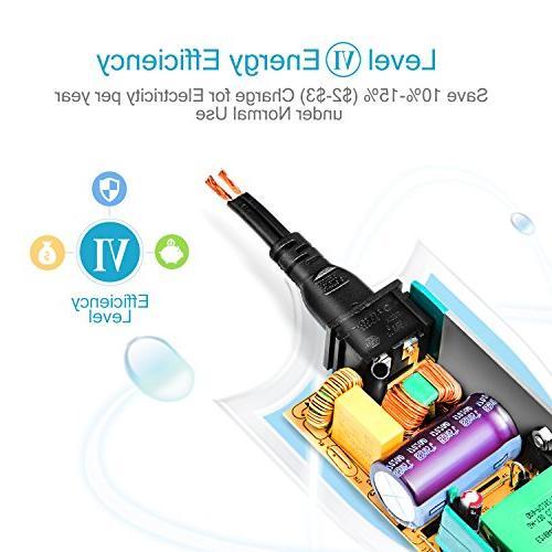 Chanzon 12V 5A 60W AC DC Power