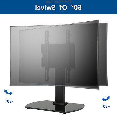 Swivel TableTop Base for 20-40 LCD Flat Screen