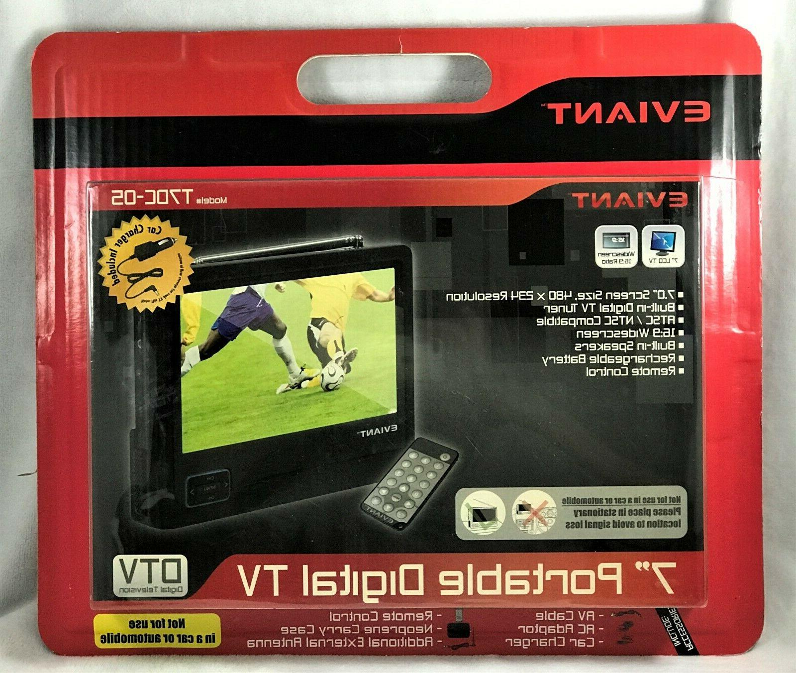 Eviant LCD TV