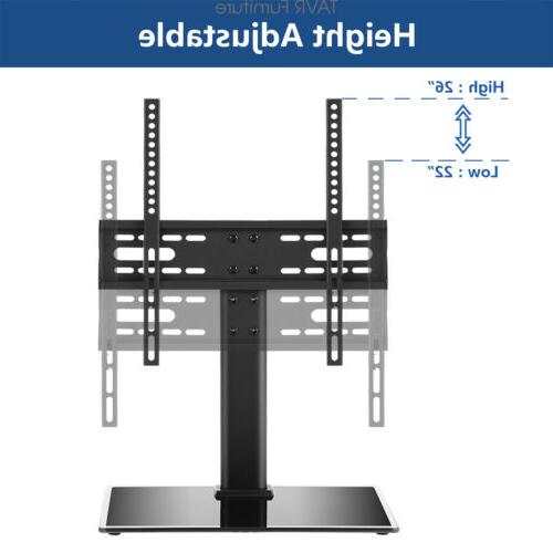 TableTop TV Stand Base with Universal Mount 27-55 LED OLED