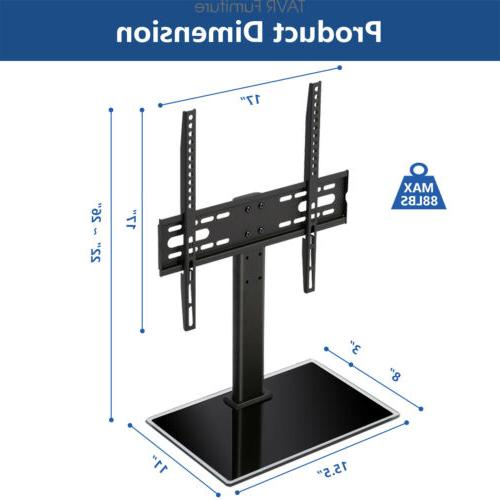 TableTop Stand with Mount 27-55 LCD OLED TVs