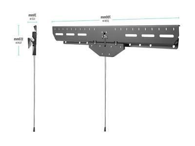 """Rosewill TV Mount Bracket 37"""" to LED LCD TVs, Curved and"""