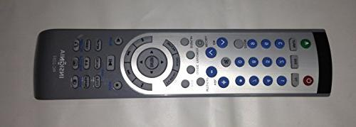 tv dvd combo remote control