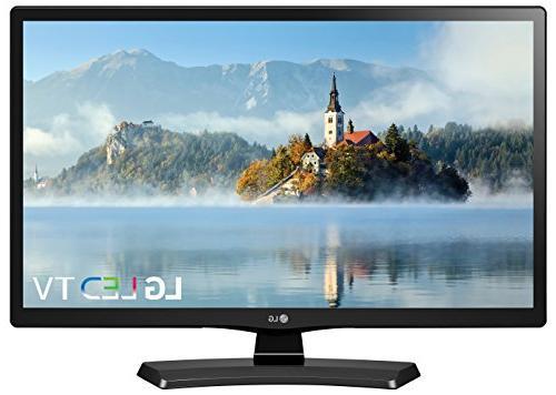 "New 24"" Black 24 1366x768 Tiple Engine HDMI"