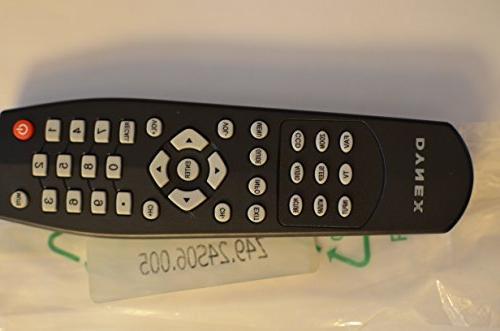 tv remote control z49 24s06