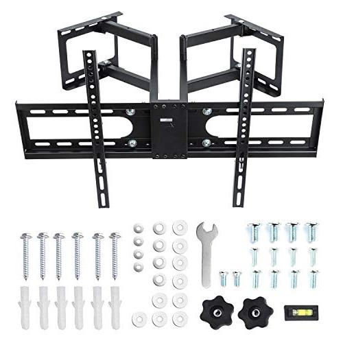 Vemount Mount Bracket Full Motion for LCD OLED Flat Panel TV with Swivel Articulating 600x400mm