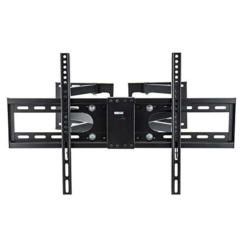 Vemount Mount Bracket Motion for 30-65 LG Vizio Sony Sharp LCD LED Flat TV Swivel Arms to 600x400mm