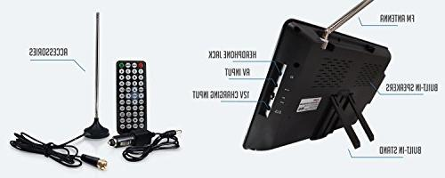 Axess TV1703-10 TV, Tuner, Remote Control