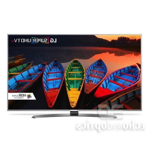 LG 2160p LED-LCD TV - 16:9 - 4K UHDTV - 2160 - Dolby ULTRA Surround - W RMS - 3 HDMI - USB - Wireless LAN Streaming