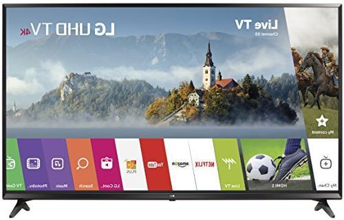 LG Electronics 49-Inch 4K Ultra HD LED TV
