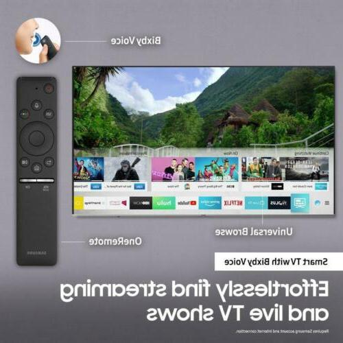 Samsung UN49NU8000FXZA Flat 4K UHD Smart LED TV