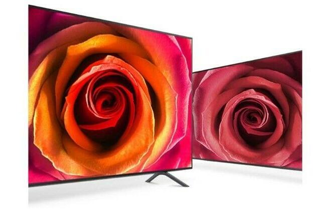 "Samsung UN50NU7100 Flat 50"" 4K UHD Series Smart"