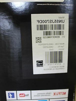 SAMSUNG UN55JS700DF 55'' 4K ULTRA HD LCD