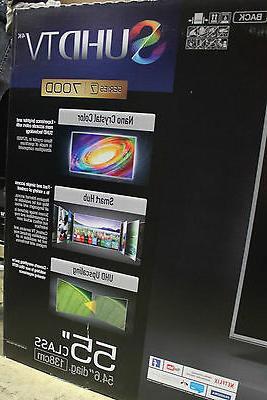 SAMSUNG UN55JS700DF 55'' 4K ULTRA LCD TV