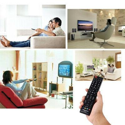 Universal Remote For SANYO LED HDTV Replace