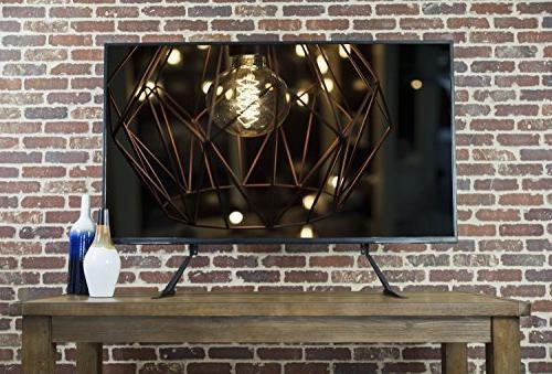 VIVO Universal Screen TV Table Stand 27 to 55